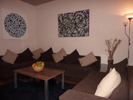 Haus Schmidhofer: Lounge