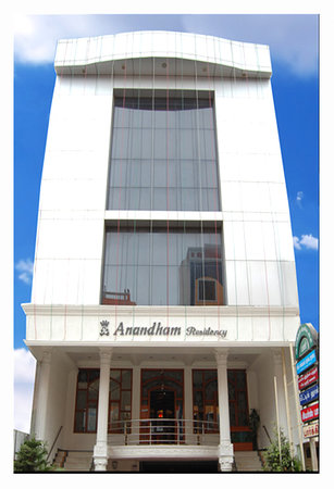 Anandham residency pondicherry india updated 2016 hotel reviews tripadvisor for Cheap hotels in pondicherry with swimming pool