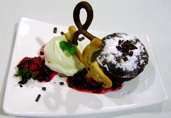 Giulio Ristorante: Gastronomía
