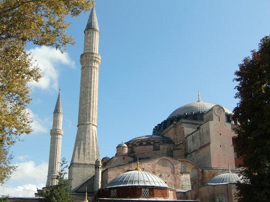 Historic Areas of Istanbul: アヤ・ソフィア