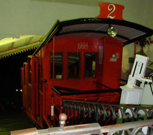 Hotel Minerva Palace: The Funicular