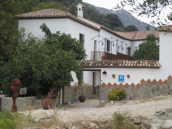 Hotel Molino Cuatro Paradas: Entrance