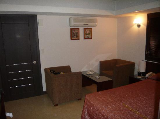 New Korea Hotel: 室内3