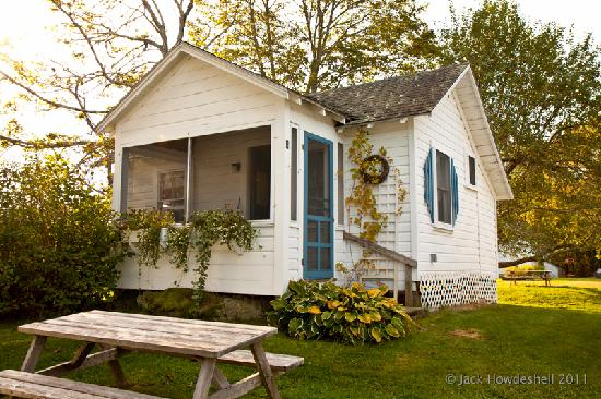 Bar Harbor Cottages and Suites : Cottage 4