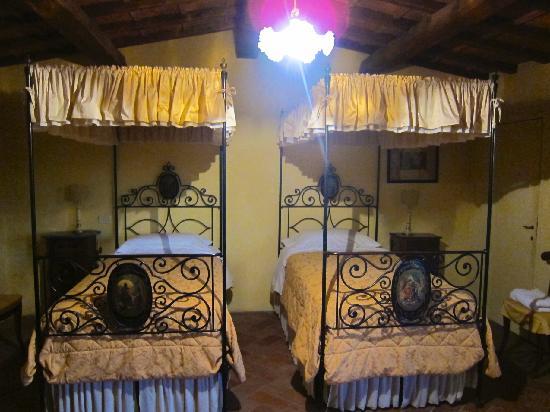 Villa Il Paradisino: My daughter's bedroom