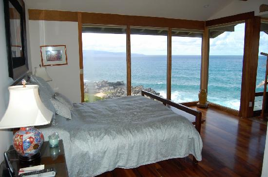 The Kapalua Villas, Maui: view from unit upstairs