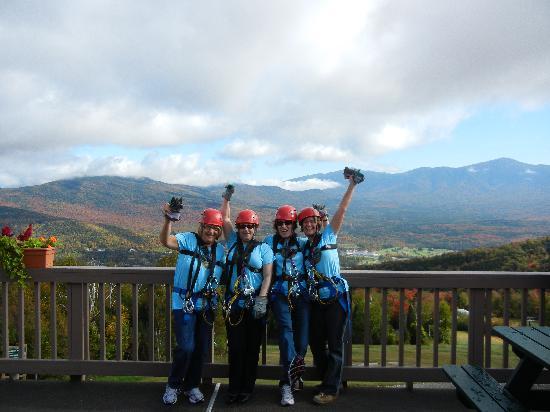 Bretton Woods Canopy Tour: Pre-Zip