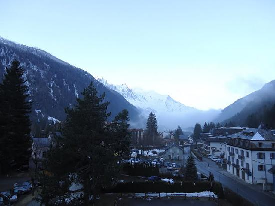 UCPA Argentiere: View from our room