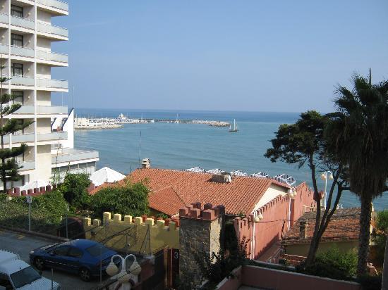 Hotel Villasol: veiw from balcony