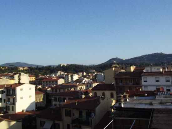 Casa Nuestra : The view from our balcony