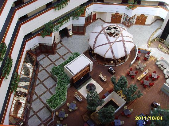 Rahat Palace Hotel: Lounge