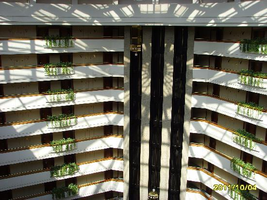 Rahat Palace Hotel: lifts