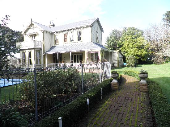 Tairoa Lodge & Cottage : Tairoa Lodge