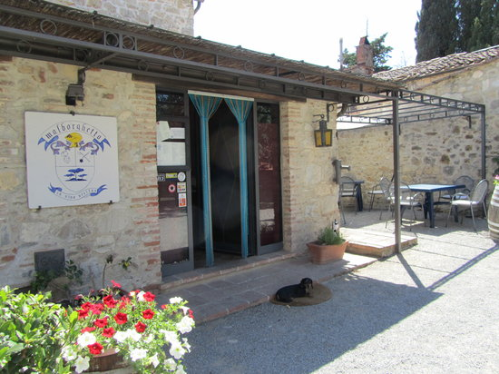 Ristorante Malborghetto : Our oasis for the afternoon.