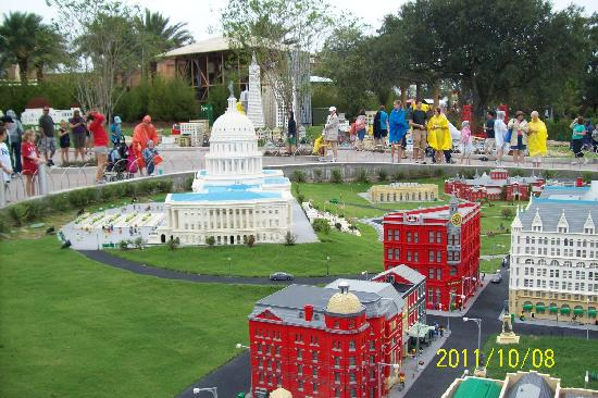 Winter Haven, FL: The lego city is fantastic