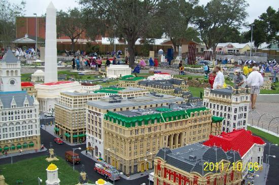 LEGOLAND Florida Resort: The lego city is fantastic
