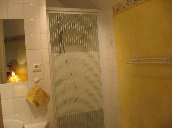 La Chaumiere: le lavabo