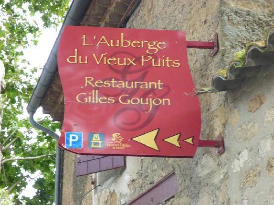 Auberge Du Vieux Puits: fascia