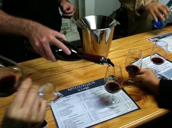 McGuigan Wines: 3