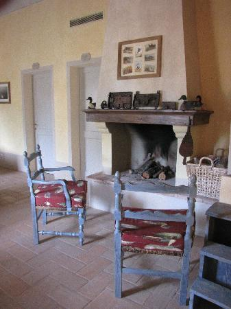 Podere La Strega: Living room