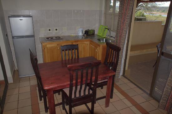 Lower Sabie Restcamp: Dining area
