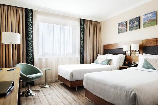 Hilton Garden Inn Hotel Krakow: Twinn room