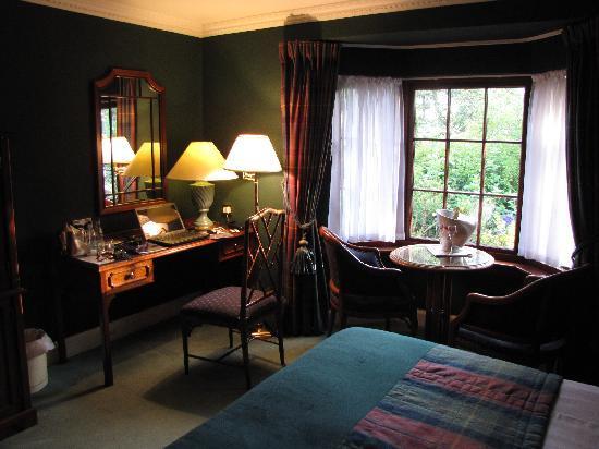 Champany Inn: Bedroom