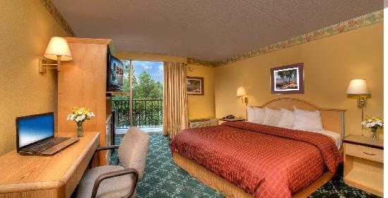 Knights Inn Atlanta Near Six Flags: Room w/King Bed