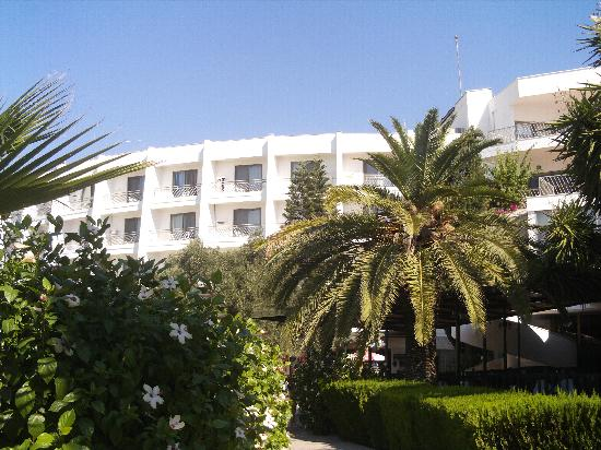 Club Calimera Kaya Side: Das Hotel
