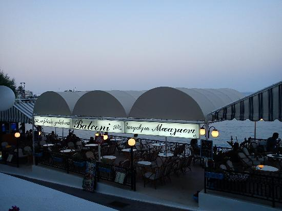 Maragakis Hotel: Вечереет ...