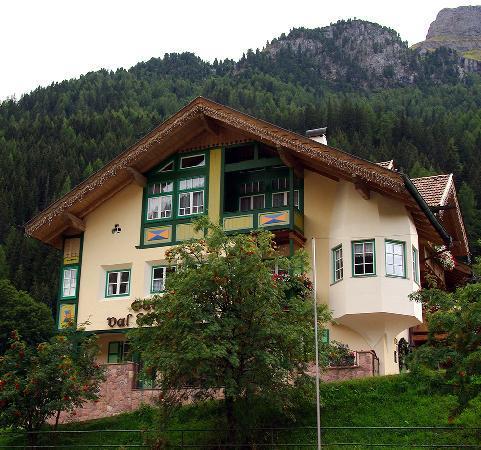 Garni Val De Costa: vue de l'hôtel
