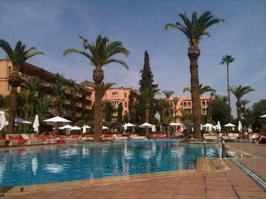 Hall photo de sofitel marrakech lounge and spa - Piscine sofitel marrakech ...
