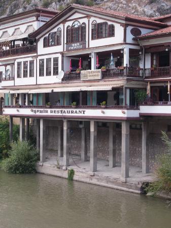 Amasya Ogretmenevi : Ögretmen evi (Lehrer-Hotel im alten Konak)