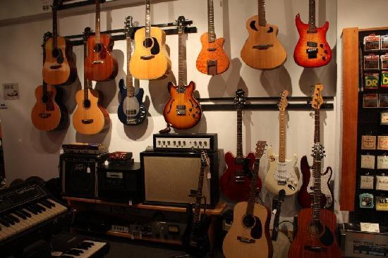 Woodstock Music Shop : Vintage Guitars