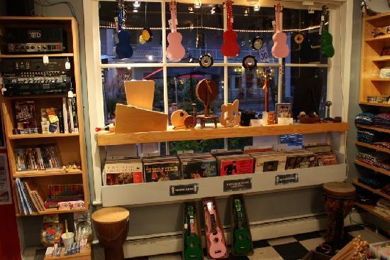 ukuleles handmade percussion more picture of woodstock music shop woodstock tripadvisor. Black Bedroom Furniture Sets. Home Design Ideas