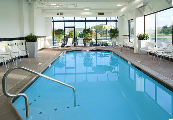 Fairfield Inn Philadelphia Great Valley/Exton: Newly renovate indoor heated pool