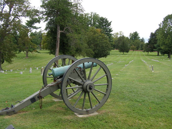 ‪Fredericksburg and Spotsylvania National Military Park‬