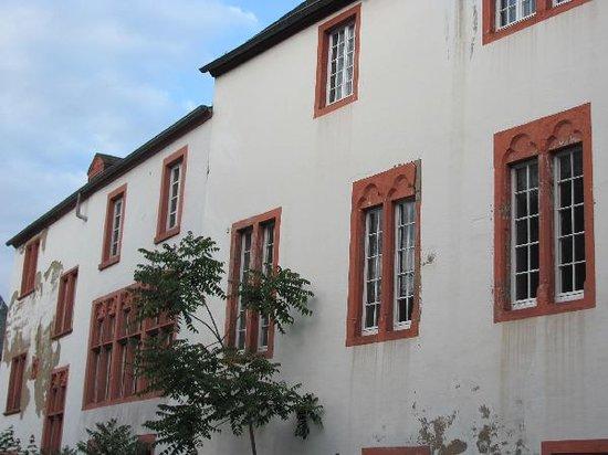 Ehemalige Bischof Korum Haus