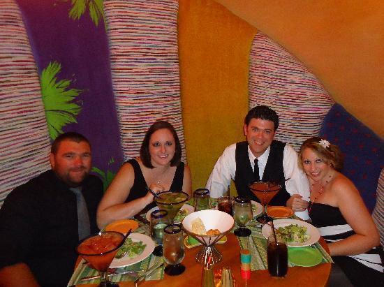 Samba Steakhouse : dinner at Samba