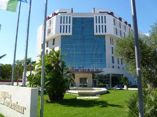 Hilton Garden Inn Lecce: Esterno dell'Hotel
