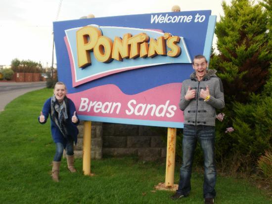 Pontins Brean Sands Holiday Park: YAY Pontins YAY!!!