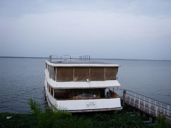 The Park on Vembanad Lake: Apsara view from Suite