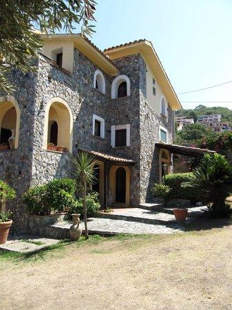 Antico Casale del Buono: Casa side view