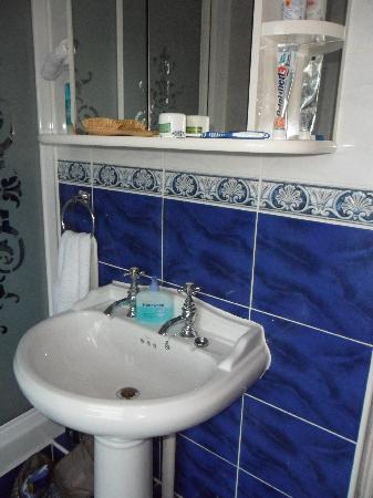 Abberley House B&B : Bathroom