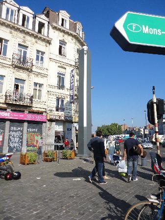 Hotel De Paris: un aperçu du quartier...