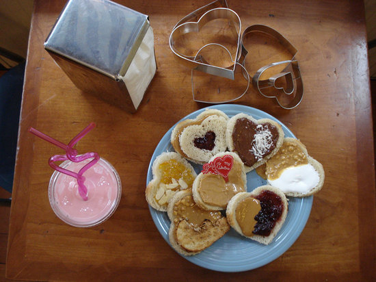 Peanut Butter & Co : Sweetheart Special