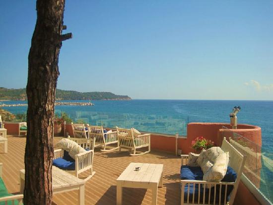 Alexandra Beach Thassos Spa Resort: View