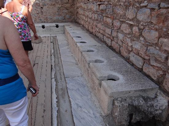 Ephesus Shuttle Tours: those romans!!