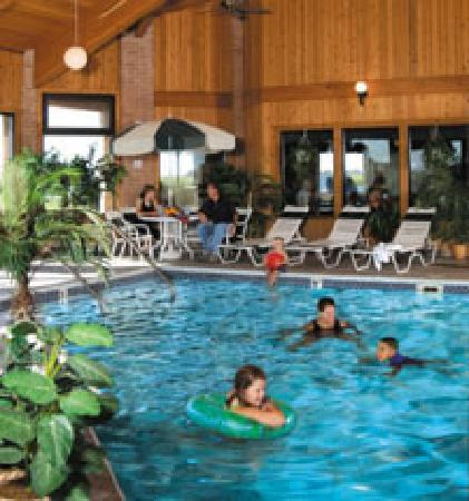 Baymont Inn & Suites Columbus/rickenbacker: Indoor pool