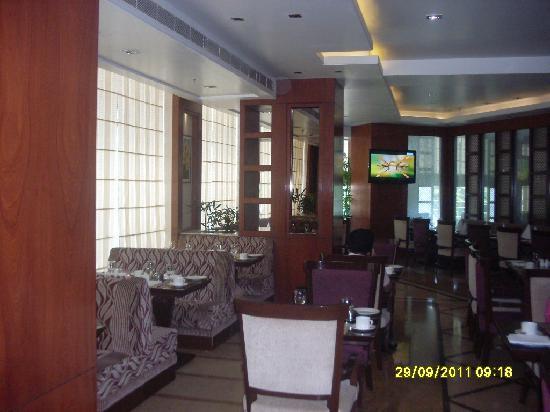 Sarovar Portico Jaipur: the dinning hall